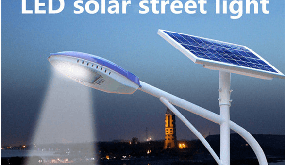 Key Features of Commercial solar-powered street lights