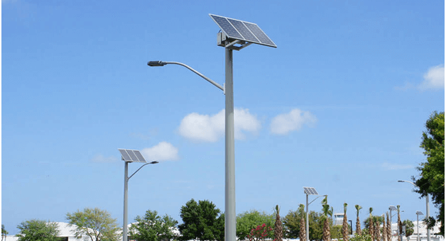 Commercial Solar Powered Street Light is Your Choice