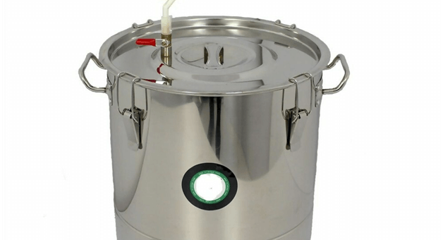 Methods of controlling temperature of your steel fermenters