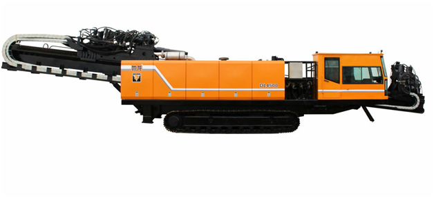 horizontal directional drilling machine. 3