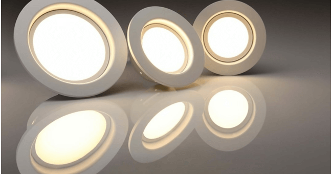 Benefits attained by the use of LED lights