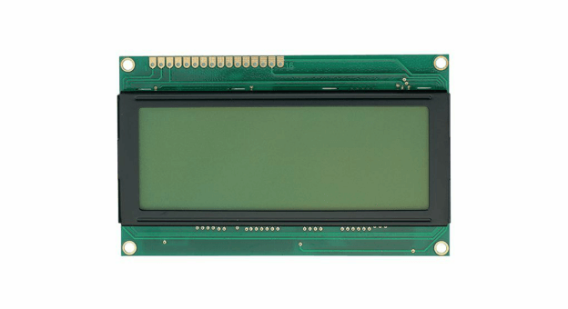 How does the LCD Module Works?