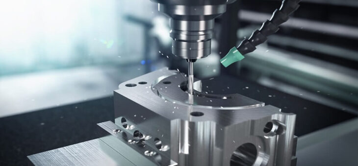 How does the CNC Milling Machine Work?